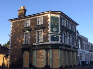 Holly Tree pub, 32 Dermody Road SE13 5HB
